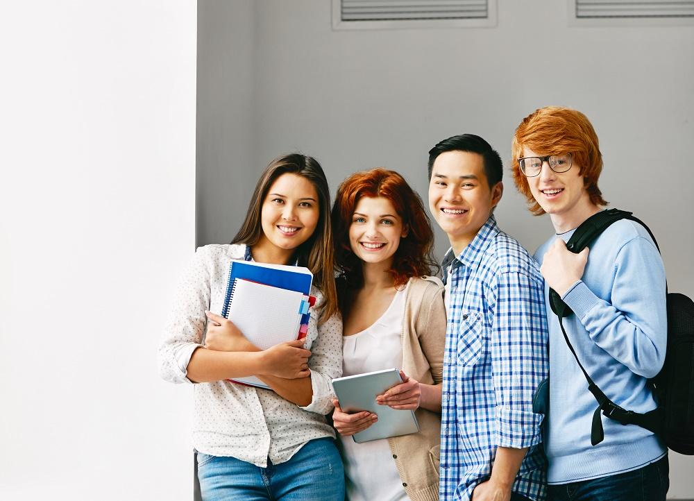Crie um ambiente confortável para os alunos