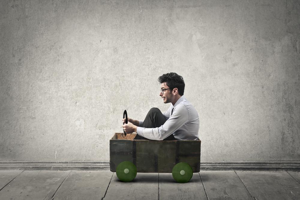 Copiar a concorrência e evitar a inovação